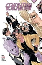 Secret Identity Podcast Issue #780--Wonder Woman and Generation X