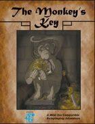 The Monkey's Key (Mini Six)