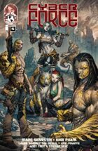 Cyberforce Vol 4 #5