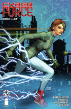 Cyber Force (2018) #11