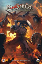 Bushido: The Way of the Warrior Volume 1