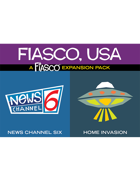 Fiasco Expansion Pack: Fiasco, USA