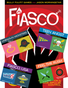 Fiasco + 4 Expansion Packs [BUNDLE]