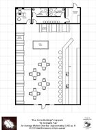 Modern Floorplans: St. Michael's Pub-An Average Modern Dive Bar