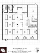 Modern Floorplans: An Average Modern Pool Hall
