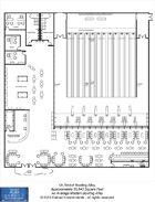 Modern Floorplans: An Average Modern Bowling Alley