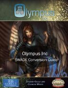 Olympus Inc. SWADE Update
