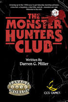 Monster Hunters Club Character Sheets