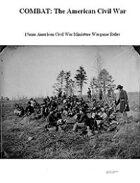 Combat: American Civil War