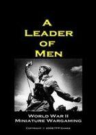 A Leader of Men