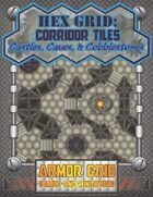 Hex Grid: Corridor Tiles