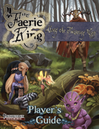 Along the Twisting Way: The Faerie Ring Player's Guide (Pathfinder)
