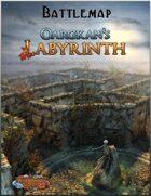 Battlemap - Oargkan's Labyrinth
