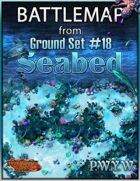 FREE Battlemap from Ground Set #18 - Seabed