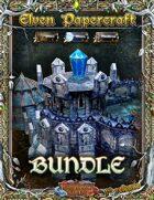 Elven Papercraft Sets [BUNDLE]