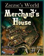 Battlemap - The Merchant's House
