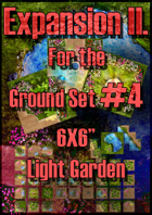 Expansion II. for the Ground set 4 - Light garden