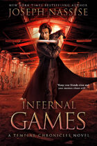 Infernal Games (Templar Chronicles #4)