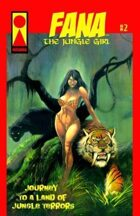 Fana The Jungle Girl #2