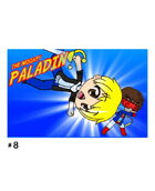 The Mighty Paladin #8