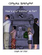 Cheapjack Shakespeare Chapter 5