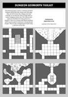 Dungeon Geomorph Toolkit Set 1