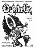 OUBLIETTE Issue 7