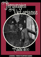[SPANISH] Personajes Victorianos