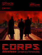 CORPS: Diceless Conspiracy Roleplaying