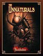Bloodshadows: The Unnaturals (Classic Reprint)