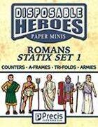 Disposable Heroes Romans Statix