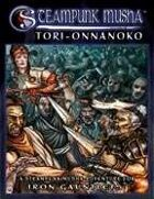 Steampunk Musha: Tori-Onnanoko