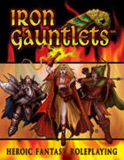 Iron Gauntlets Expanded Edition