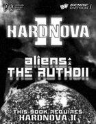 Aliens: The Ruthdii (for HardNova 2)