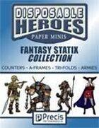 Disposable Heroes Fantasy Statix Collection [BUNDLE]