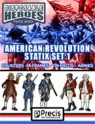 Disposable Heroes American Revolution Statix 1