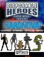 Disposable Heroes Sci-Fi Statix 1: HardNova
