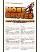 More Brutes PDF (Brutes Expansion)