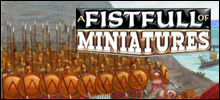 A Fistfull of Miniatures