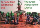 The Green Menace from Uranus