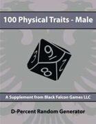 D-Percent - 100 Physical Traits - Male