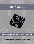 D-Percent - 100 Sounds