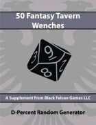 D-Percent - 50 Fantasy Tavern Wenches