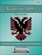 Nemesis NPCs - Derya Ialla [PFRPG]