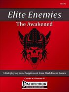 Elite Enemies - The Awakened [PFRPG]