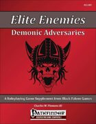 Elite Enemies - Demonic Adversaries [PFRPG]
