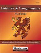 Cohorts & Companions - Ava Suletu [PFRPG]