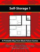 Modern Floor Plans - Self-Storage 1