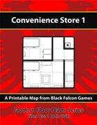 Modern Floor Plans - Convenience Store 1