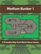 Quickies - Medium Bunker 1